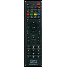 Универсаньный пульт (ДЛЯ ВСЕХ ТВ) RM-L1130+8 LCD
