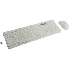 Комплект беспроводный клавиатура+мышь Smartbuy 114348AG ONE белый (SBC-114348AG-W)