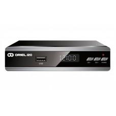 DVB-T2 приставка (ресивер) Oriel 120