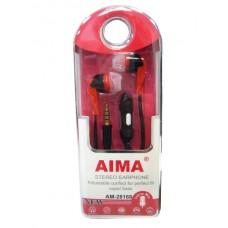 AIMA 28168 наушники вакуум - гарнитура