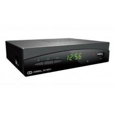 DVB-T2 приставка (ресивер) Oriel 314D+