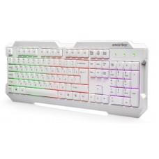 Клавиатура проводная Smartbuy с подсветкой 332 ONE USB белая (SBK-332U-W)