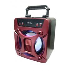 Колонка портативная c BLUETOOTH MP3 Орбита KTS-850