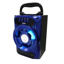 Колонка портативная c BLUETOOTH MP3 Орбита KTS-857B