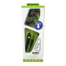 AIMA 86879 наушники вакуум гарнитура