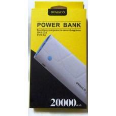 Power Bank Demaco DKK-022  20000 mAh