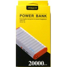 Power Bank Demaco DKK-23  20000 mAh