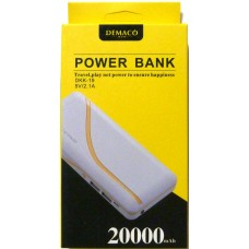 Power Bank Demaco DKK-19  20000 mAh