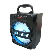 Колонка портативная c BLUETOOTH MP3 Орбита KTS-861С