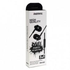 Наушники внутриканальные Remax RM-605