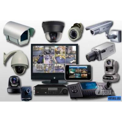 Видеонаблюдение, диктофоны,  сигнализации